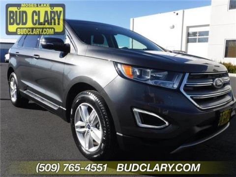 2017 Ford Edge SEL 4dr All-wheel Drive