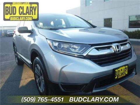 2018 Honda CR-V LX 4dr All-wheel Drive