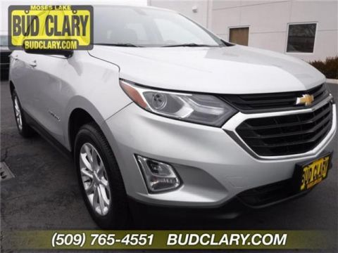 2019 Chevrolet Equinox LT w/1LT All-wheel Drive